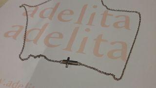 Colgante cruz Adelita Adelita