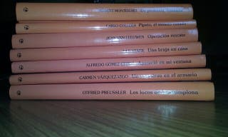 """Libros de """"el barco de vapor"""" #otros #infantiles"""