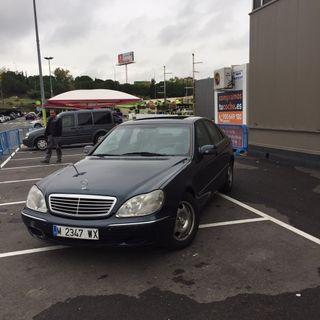 Mercedes-Benz Clase S 320