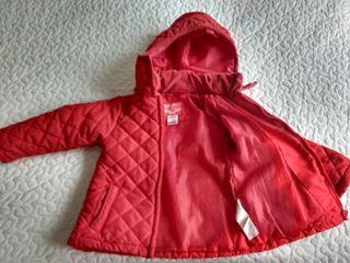 abrigo entretiempo, talla 2