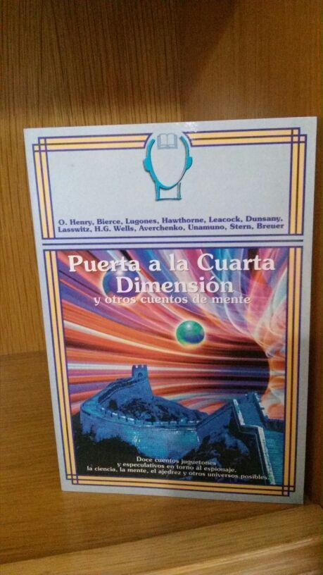 Libro puerta a la cuarta dimension de segunda mano por 8 € en ...