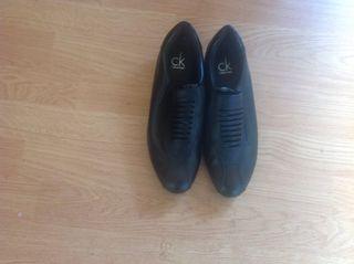 Zapatillas Calvin Klein Negras Talla 38