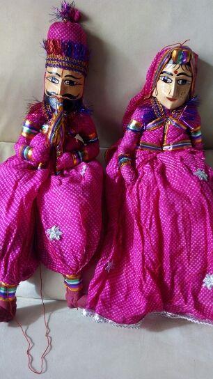 Marionetas hindus