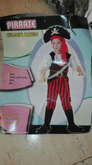 Disfraz Pirata