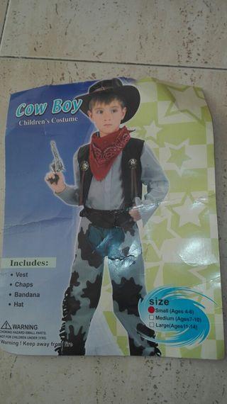 Disfraz Cow Boy
