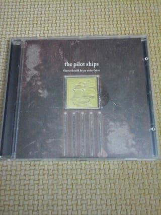 Cd de THE PILOT SHIPS ( alternativo indie rock)