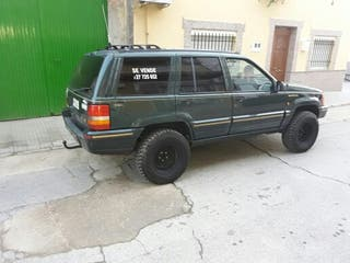 se vende jeep cherokke
