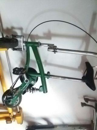 Mini bicicleta