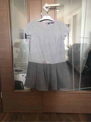 Vestido niña tizas t7-8