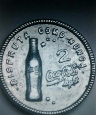 Moneda COCA-COLA LIGHT
