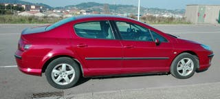 Peugeot 407 hdi 2005 itv recién pasada sin fallos