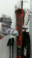 Equipo ski chica