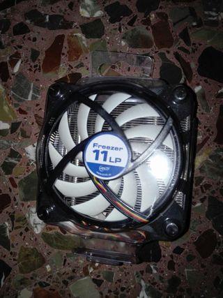 artic cooling freezer 11 lp