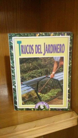 libro trucos del jardinero