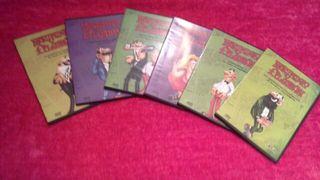 Coleccion de DVDS de Mortalero y Filemon