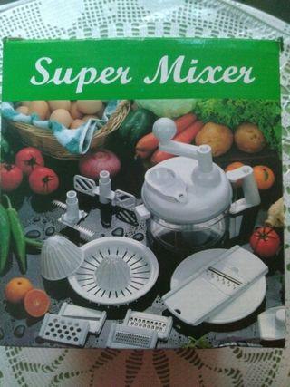 Robot de cocina multifunción NUEVO