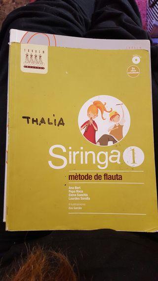 libro escolar Siringa 1. Isbn: 978-84-8131-741-1