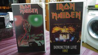 VHS Iron Maiden