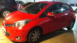 Toyota Yaris 2012 100 active 5p.