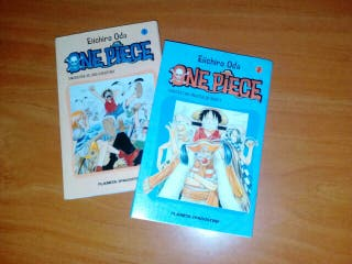 One Piece - Tomos 1 y 2