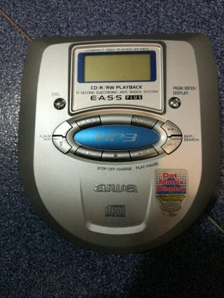 Reproductor mp3 antiguo