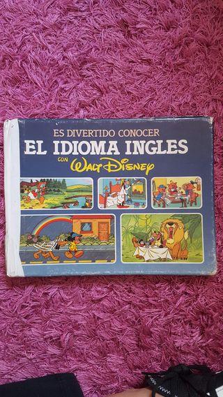 Libro lectura El idioma del inglés
