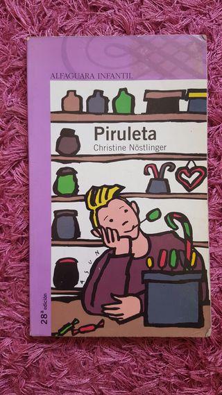 "Libro infantil ""Piruleta"""