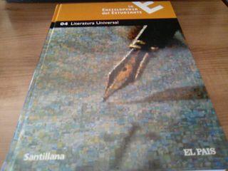 Enciclopedia literatura universal