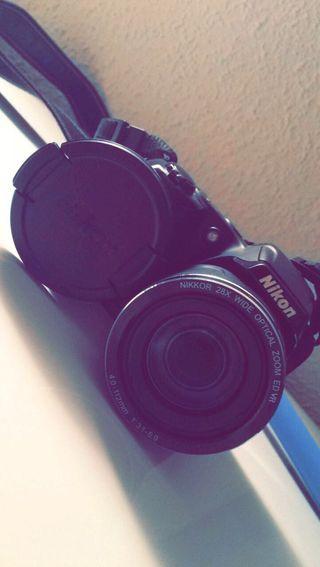 Camara Nikon L340