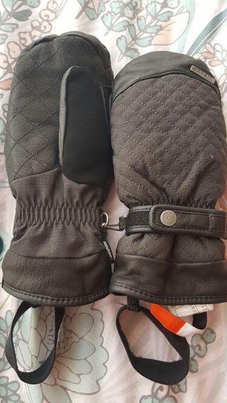 guantes nieve