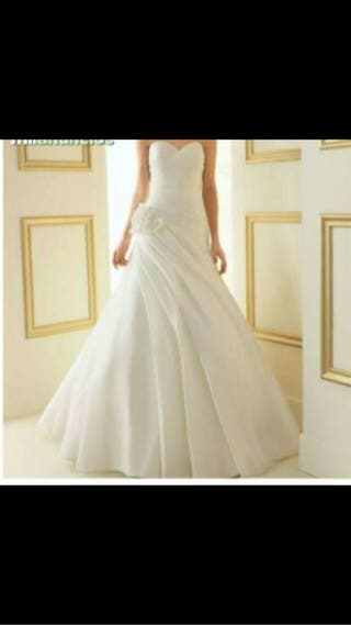 Vestido de novia. Pronovias