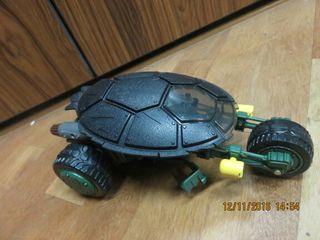 Moto Tortugas Ninja
