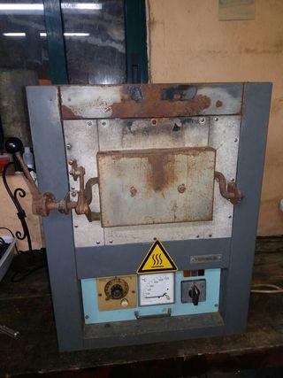 Horno electrico HERAEUS 1.200 grados