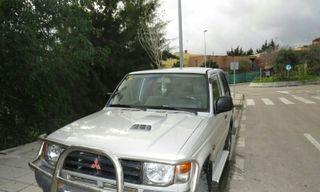 Mitsubishi Galloper super execed 2003