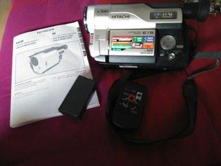 Videocámara Hitachi Hi8mm