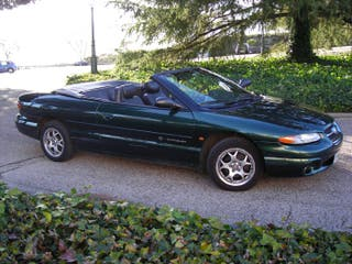 Chrysler Stratus Cabrio V6 2.5