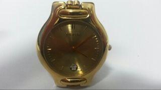 Reloj oro Jaguar