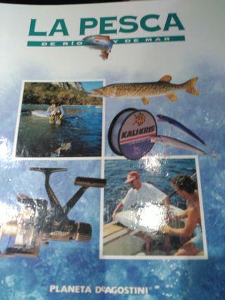 Coleccion Enciclopedia La Pesca