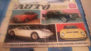 Album de cromos auto 1967