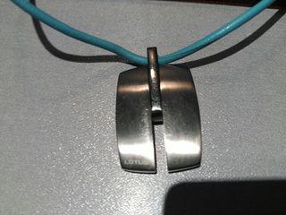 Conjunto Lotus pulsera y collar