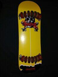 Skate Flowbord 14 ruedas