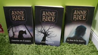 Pack Anne Rice