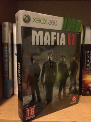 Mafia 2 Coleccionista Xbox360
