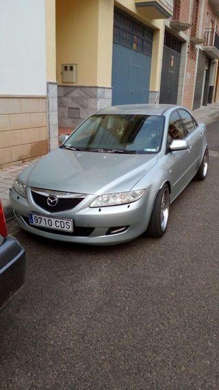 Mazda 6, 2.3cc, 166cv. Gasolina