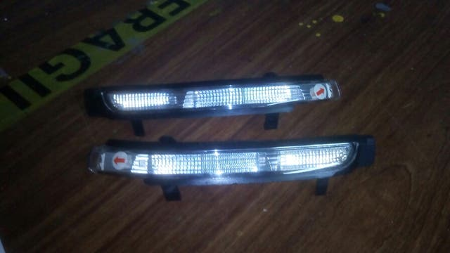 Led espejos Touran 3T0