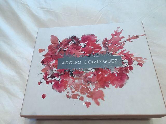 Agua fresca de Rosas Blancas Adolfo Domínguez