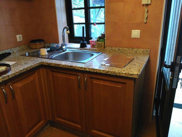 Muebles cocina urge venderlo de segunda mano por 800 en a coru a en wallapop - Muebles de cocina coruna ...