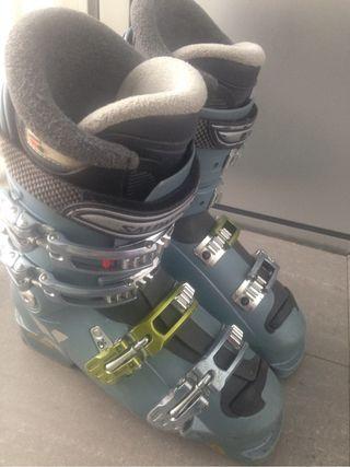 Bota esquí Salomon XWave 7