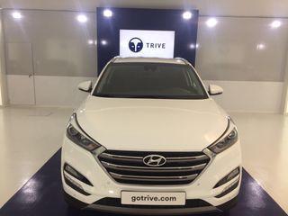 Hyundai Tucson 2017 - 120,77€/mes