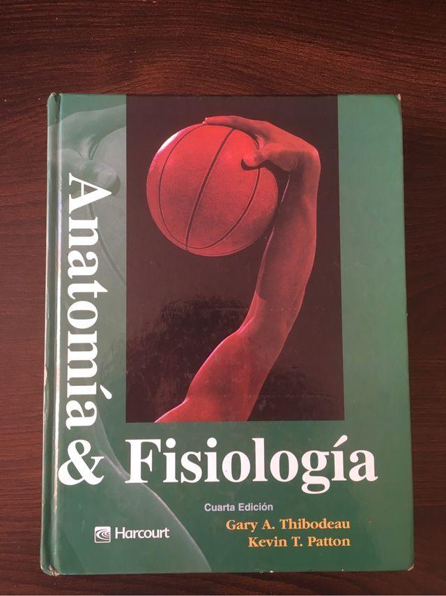 Libro Anatomia y fisiologia de segunda mano por 65 € en Barcelona ...